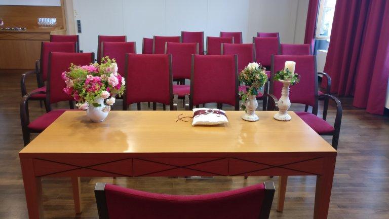 Trauungssaal Halfing - Bild 1