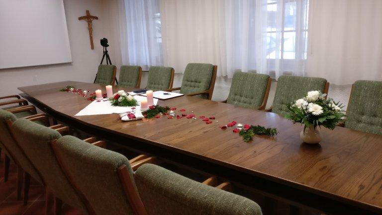 Sitzungszimmer Schonstett - Bild 1